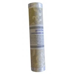 Bhutanese White Chenrezig Incense - Fair Trade